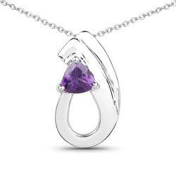 Szeroki wybór biżuterii srebrnej z ametystami